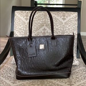 Dooney & Bourke Leather Tote